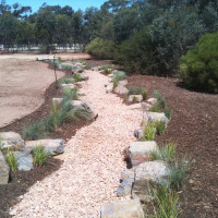 Adelaide City Council Dog Park Irrigation Landscaping